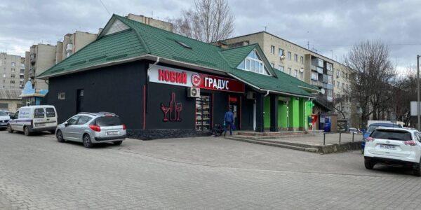 Оренда комерційного приміщення 215 кв.м. Тракт Глинянський