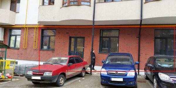 Продаж комерційного приміщення 127 кв.м. вул. Б.Хмельницького